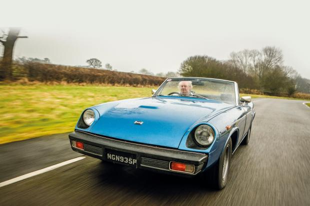The best 1970s convertibles: Alfa Romeo Spider, MGB and more | [site:name]