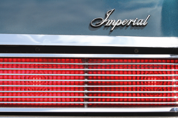 Don Draper's dream car: The Imperial Crown Coupe