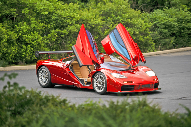 This ultra-rare McLaren F1 is a near-perfect supercar