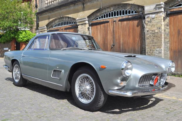 Classic & Sports Car – Legendary 'Birdcage' Maserati going to auction