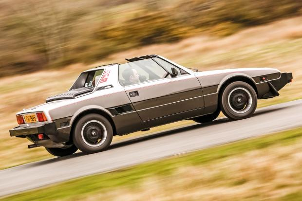 Soul sisters: Fiat X1/9 vs Lancia Beta Monte-Carlo   Classic