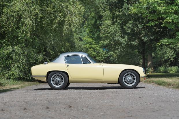 Classic & Sports Car – Want to own Jim Clark's Lotus Elite?