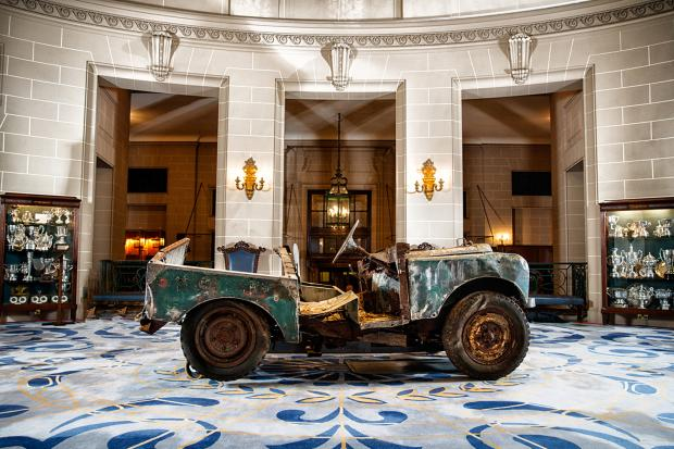 Classic & Sports Car – New owners of first Land-Rover announced
