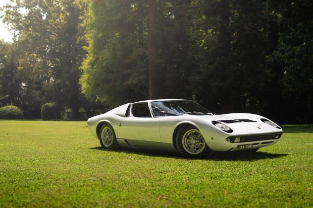 Classic & Sports Car – Rod Stewart's Miura is coming up for sale