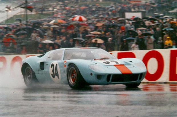 McQueen's Porsche 917K to star at Hampton Court concours
