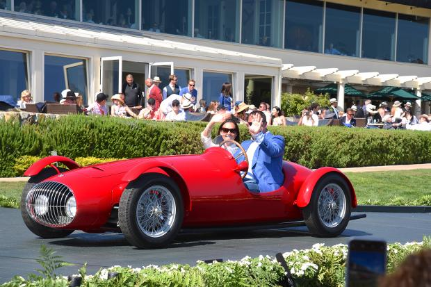 Classic & Sports Car – Alfa Romeo 8C crowned champion at Pebble Beach Concours d'Elegance