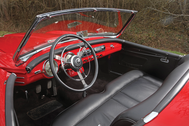 Nash-Healey: Italian style, American muscle and British brains