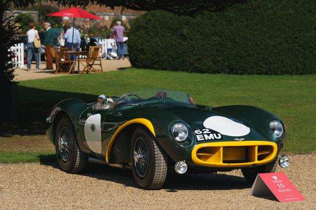 Classic & Sports Car – Is Hampton Court's concours the perfect day out?