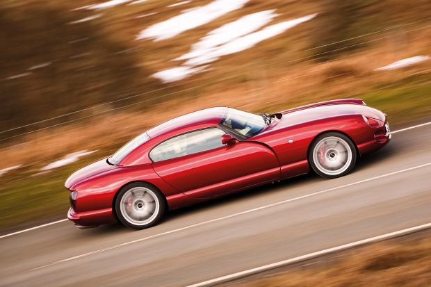 Classic & Sports Car – Brave new world: TVR Cerbera vs Lotus Esprit