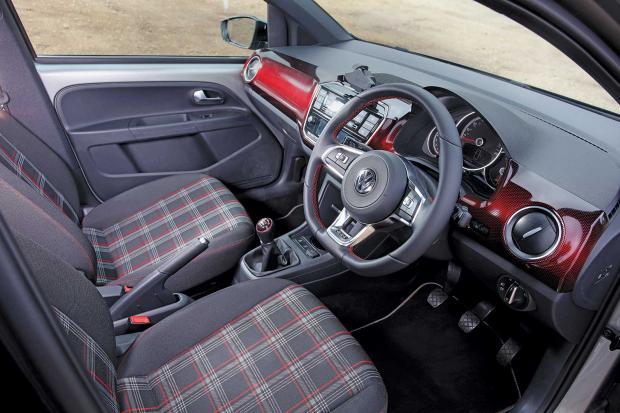 Clic Sports Car Future Volkswagen Up Gti