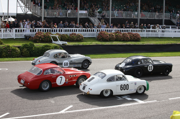 goodwood revival day two the highlights classic sports car. Black Bedroom Furniture Sets. Home Design Ideas