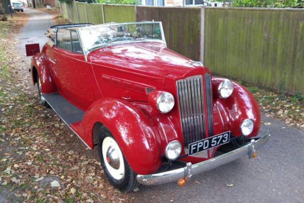 Classic & Sports Car – Packard goes home at Coys sale