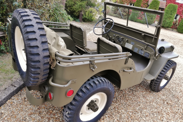 Steve McQueen's Willys Jeep is for sale | Classic & Sports Car