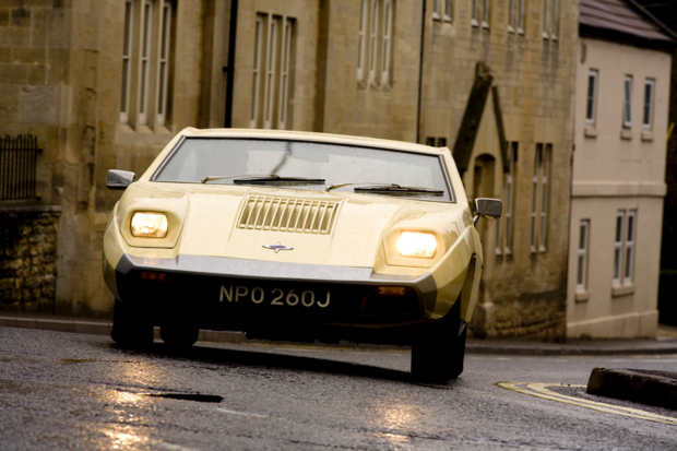 Classic & Sports Car – Guilty pleasures: Marcos Mantis