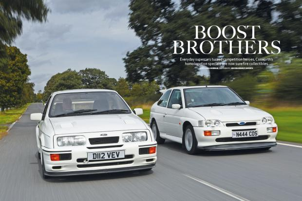 Classic & Sports Car – Cosworth contenders: Inside the December 2018 issue of C&SC