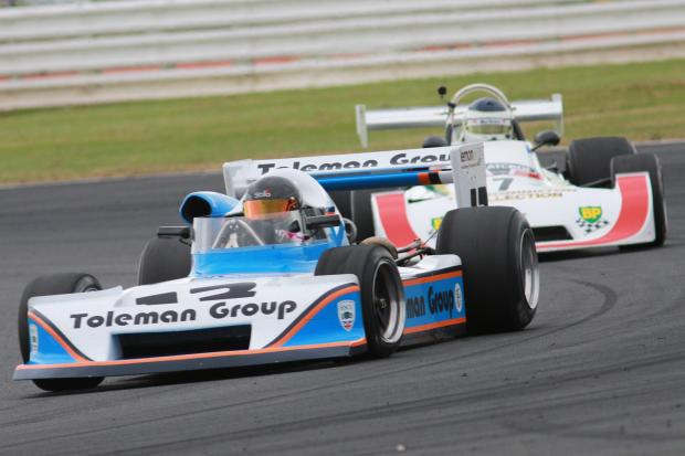 Classic & Sports Car – Single-seaters to star at 2019 Silverstone Classic