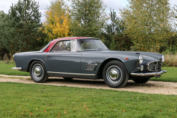 Classic & Sports Car – Celebrity classics top Silverstone Auctions' NEC Classic Motor Show sale