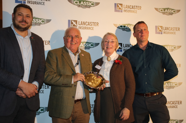Classic & Sports Car Club Awards 2018 – the winners