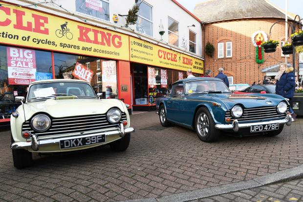 Classic & Sports Car – Report: Vintage Stony 2019