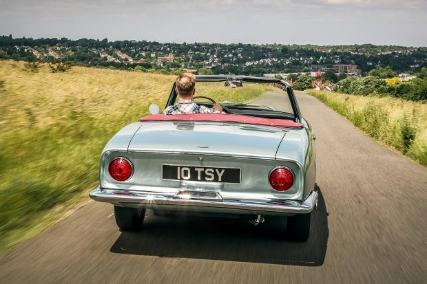 Classic & Sports Car – Moretti 2300S: A taste of what might have been