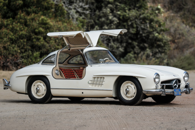 Classic & Sports Car – £5.9m Ferrari 250GT on top at Scottsdale sales