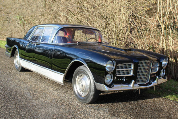 Grab some '50s glamour with Ava Gardner's Facel Vega