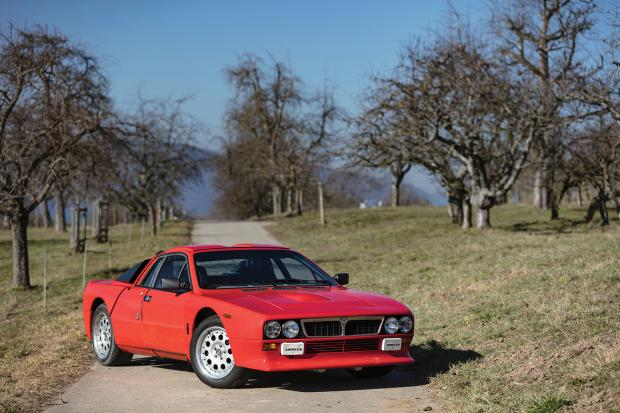 lancia's homologation heroes head to essen sale | classic & sports car