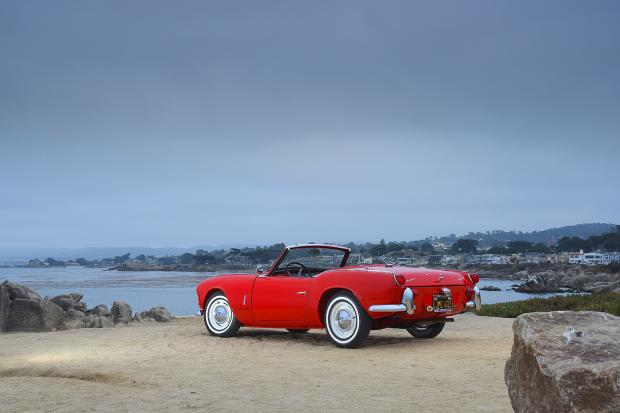 Classic & Sports Car – Triumph Spitfire 4