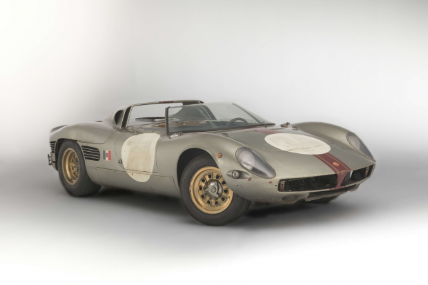 £14m Alfa Romeo 8C tops incredible Artcurial auction