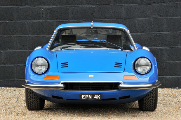 Rare and beautiful Dino heads to Race Retro auction