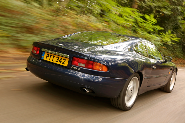 Aston Martin Db7 Buyer S Guide What To Pay And What To Look For Classic Sports Car