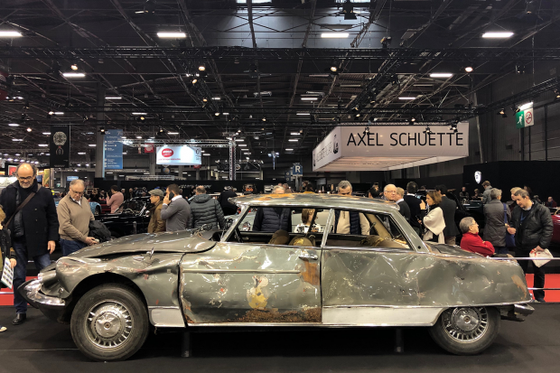 How Citroën stole the show at Rétromobile 2019