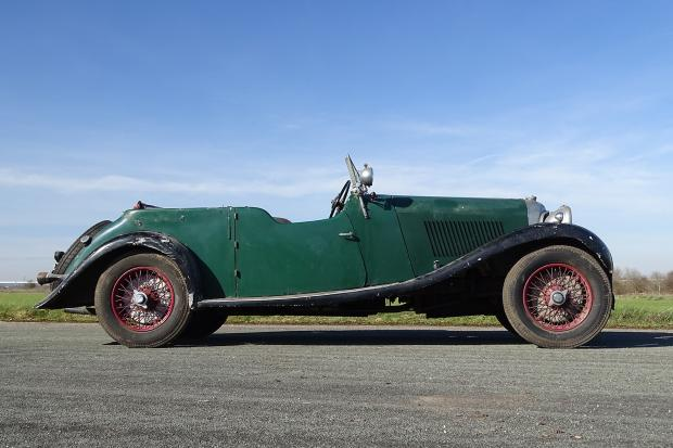 Classic & Sports Car – Big result for unique barn-find Bentley