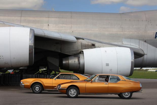 Citroen Sm And Oldsmobile Toronado Groundbreaking Gts Classic