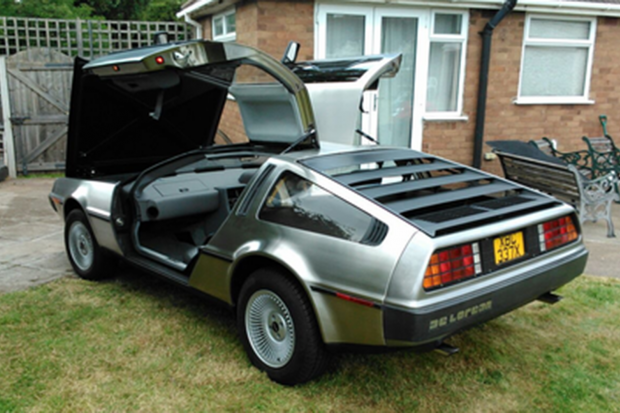 Classic & Sports Car – Double DeLorean temptation at CCA's NEC sale