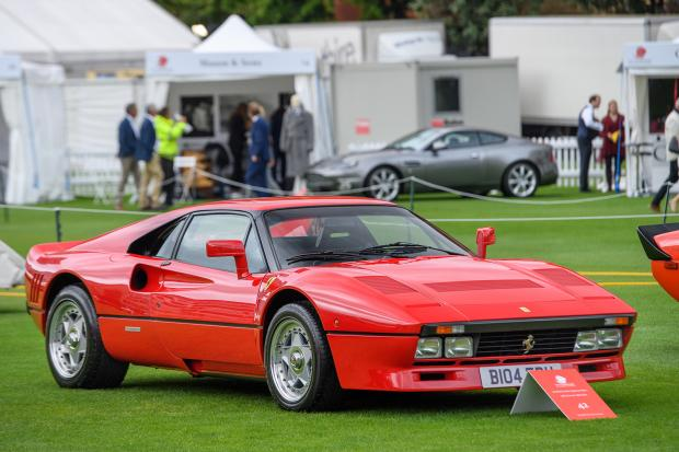 Classic & Sports Car – 10 Ferrari icons to dazzle at London Concours