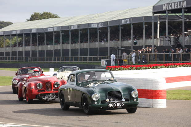 15-race schedule revealed for 2019 Goodwood Revival
