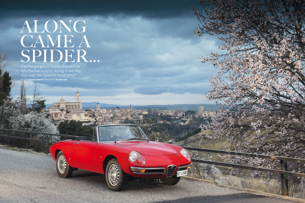 Classic & Sports Car – Duetto dreaming: Inside the May 2019 issue of C&SC