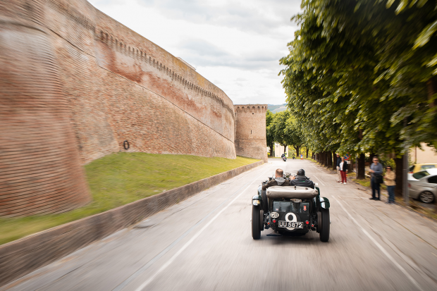 Classic & Sports Car – Blower Bentley Mille Miglia 2019
