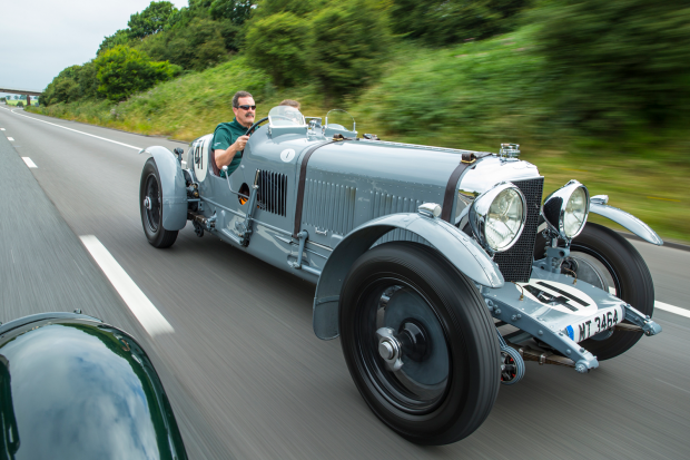 Classic & Sports Car – Bentley legends set for royal celebration