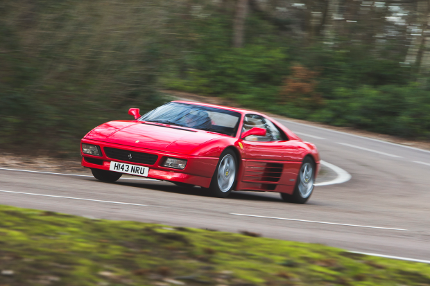 Classic & Sports Car – Bargain supercars: Ferrari 348 vs Honda NSX vs Lotus Esprit