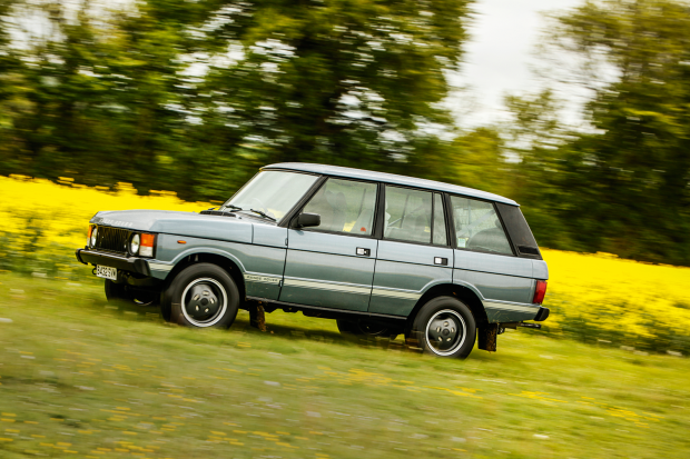Luxury on the farm: Range Rover vs Mercedes G-Wagen