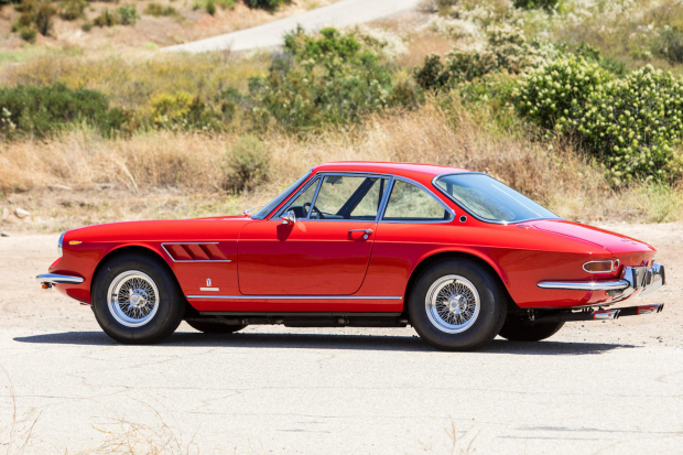 Classic & Sports Car – This Ferrari 330GTC is for sale with no reserve – and it's not alone
