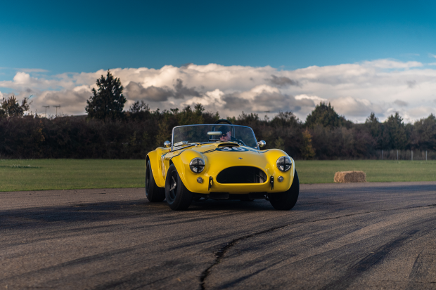 Classic & Sports Car – Not so mellow yellow: driving the 'Hairy Canary' Cobra