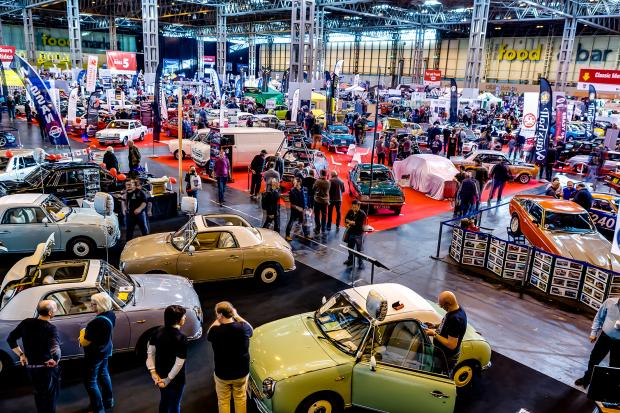 Classic & Sports Car – Top Trumps to come to life for NEC Classic Motor Show