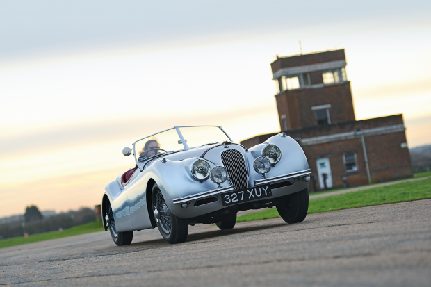 The greatest '50s sports cars: XK120 vs MGA, AC Ace ...  The greatest �...