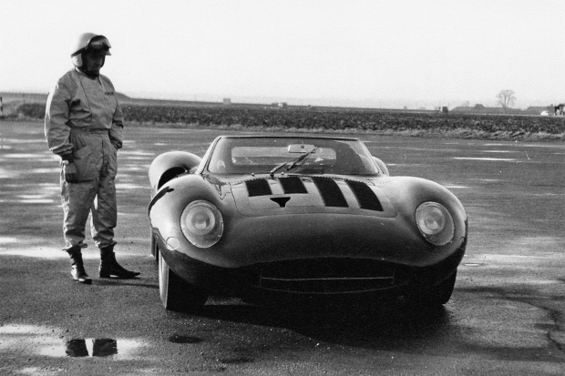 Classic & Sports Car – Jaguar's great lost racer is reborn after 53 years