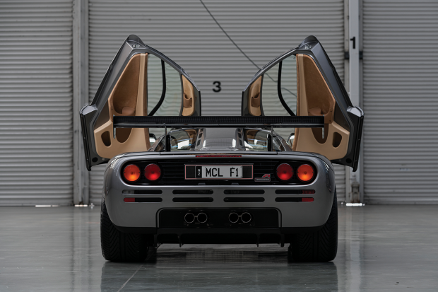 Classic & Sports Car – McLaren F1 in LM spec could fetch $23m at auction!