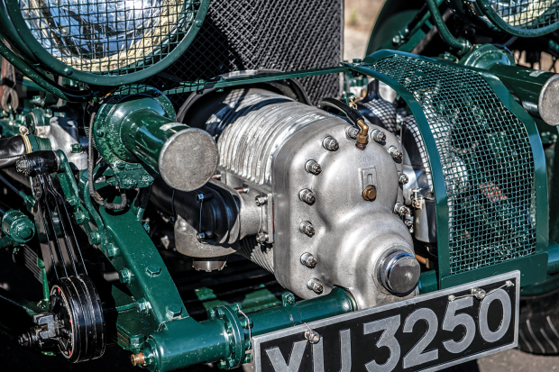 Classic & Sports Car – Bentley at 100: Driving the first 'Blower' Bentley