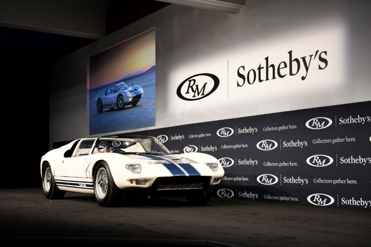 Classic & Sports Car – $19.8m McLaren F1 sets new record at Monterey